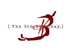 The 3rd Birthday ロゴ