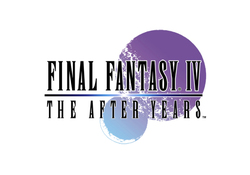 FFIV: The After Years ロゴ