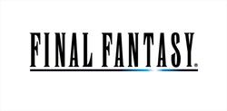 ファイナルファンタジー ロゴ